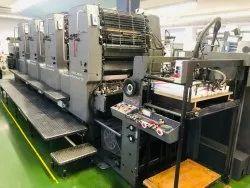 Heidelberg 4 Colour Sheet fed Offset Printing Machines