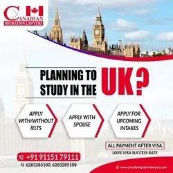 Tier 4 (Child) Immigration UK Study Visa Services, 1 Month