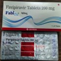 Fabiflu Favipiravir 200 Mg