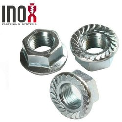 Flange Nuts Stainless Steel