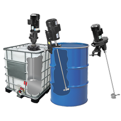 LDM Series Drum Mixer