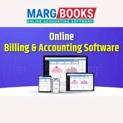 Multi-user Marg Book Online Cloud Based Accounting Software, For Windows, Free Demo/Trial Available