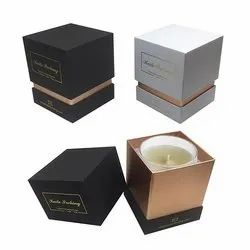 Premium Scented Candle Packaging Box
