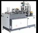 Single Phase Disposable Paper Cup Making Machine