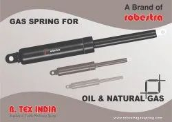 Gas Spring for Oil & Natural Gas