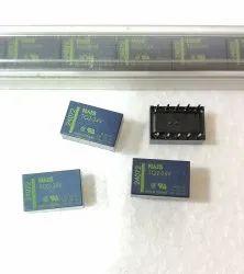 Signal Relay NA3W-K / EE2-5TNU / G6HK-2-100-DC12 / EA2-12NJ / TQ2-24V / G6E-134P-ST-US-DC48
