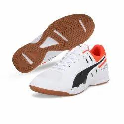 White Puma Mens Running Shoes
