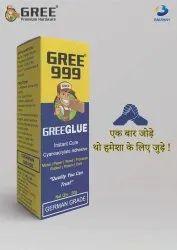 Gree Glue 999 Instant Cure Cyanoacrylate Adhesive
