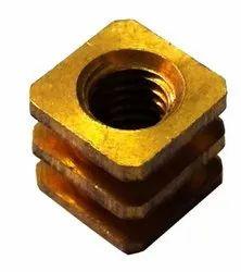 Hexagonal Brass Mixi Nut