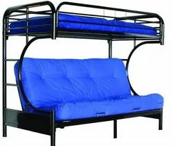 bunk bed whit sofa