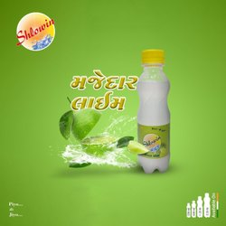 Soft Drink White Shlowin Fresh Lime Soda, Packaging Size: 200ml, Packaging Type: Bottle