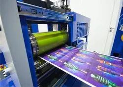 4 Color Paper Multicolor Printing, Printing Capacity: 300000