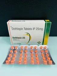 Dothieptin Tablets IP 25 MG.