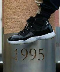 Men Air Jordan 11 Jubilee 25th Anniversary