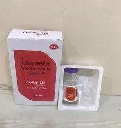 Methyl Prednisolone Succinate 125