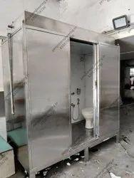 Smart Toilet Cabin