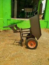 Tilting Wheelbarrow