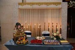 Indoor Reception Party Decoration Service, Local