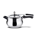Rich Cook Round Ss Handi Pressure Cooker, For Home, Size: 5 Litres