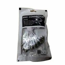 W-BOX BNC Connectors, 2 Core