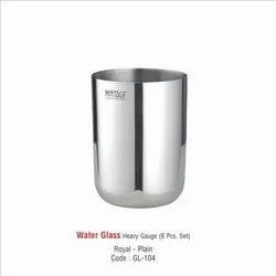 Stainless Steel Water Glass-104