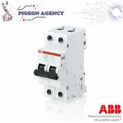 ABB 80A Double Pole MCB
