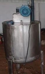 Liquid Soap Making Machine