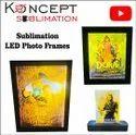 Sublimation Led Photo Frame