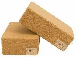 Cork Yoga Bricks