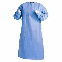 Ssmms Surgical Gown Medical Apron Ssmms Or Sms Fabric Gown Surgeon Gown Disposable Gown For Covid