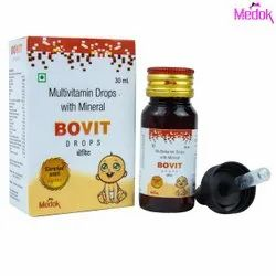 Multivitamin With Mineral Drops