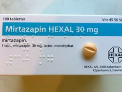 Mirtazapine Hexal 30mg