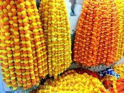 Marigold Fake Flower String