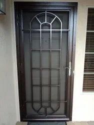 Metal Security Door, For Home