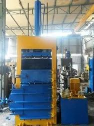 Hydraulic Baler for Cartoon