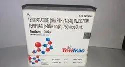 Terifrac Teriparatide 750 Mcg Injection