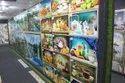 3D Flower Pot Wall Tiles