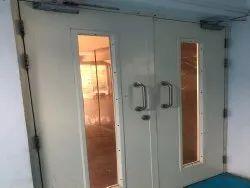 Indigatech Metal Entry Door, Size/Dimension: 1.2x2.1m