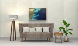 Interior Designing, Work Provided: Wood Work & Furniture