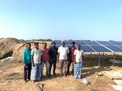 Agricultural Solar Water Pump 1 HP to 20 HP