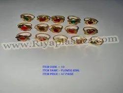 Jewellery Flower Ring