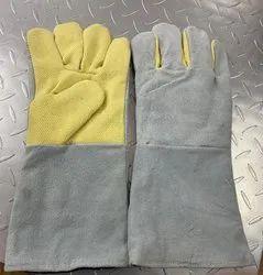 Leather Kevlar Hand Gloves