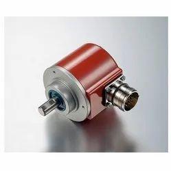 Serie 10 High Resolution Incremental Solid Shaft Encoder