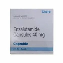 Capmide 40mg Enzalutamide Capsule