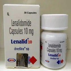 Lenalid (Lenalidomide 5mg ,10mg,  25mg)