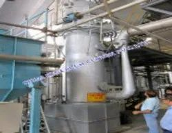 CO2 FLUE GAS RECOVERY SCRUBBER