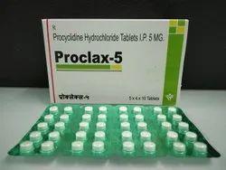 Procyclidine Hydrochloride Tablets I.p. 5 Mg.