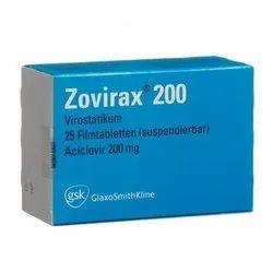 Zovirax Acyclovir 200 MG