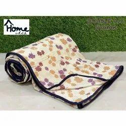 Stylish Double Bed AC Dohar Blanket