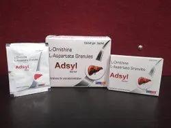 L Ornithine 3gm L Aspartate Salt 3gm